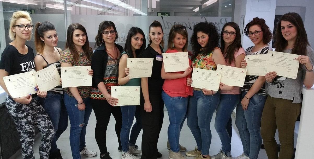 final formación Erasmus