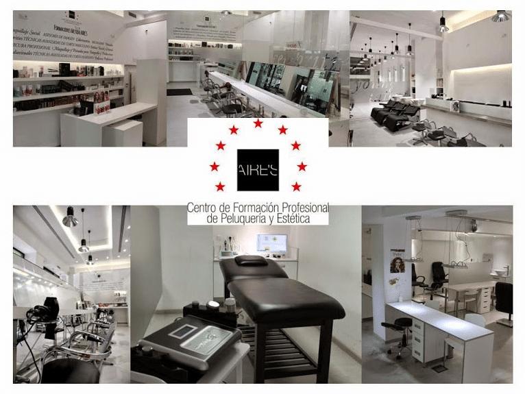 centro de peluqueria homologado