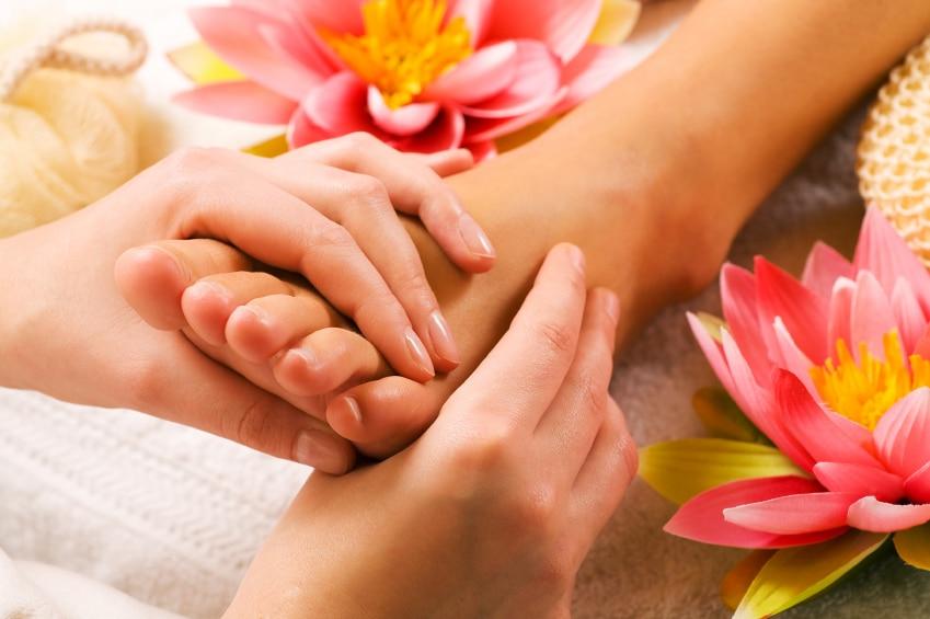 curso de masaje reflexologico corporal