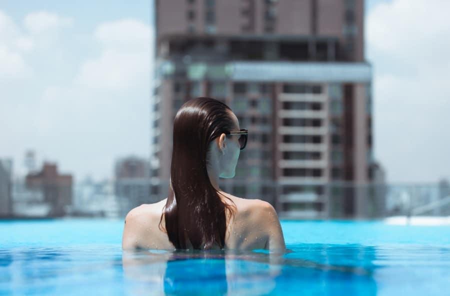 cuidar pelo verano